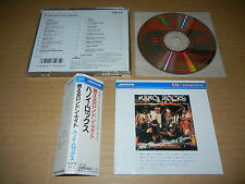 "Hanoi Rocks ""All Those Wasted Years ...  Live"" JAPAN CD w/OBI 33PD-443 3300Yen"