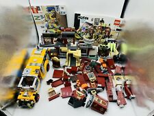 PARTS LOT LEGO 70425 Newbury Haunted High School & Bus Hidden Side w/ Manuals