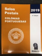 Portugal Colonies Stamps Catalogue 2019 Mundifil Afinsa Catalogo - Free Shipment