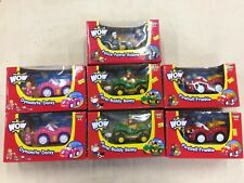 JOB LOT 7 X WOW TOYS Dynamite Daisy, Police Patrol Rider and more! RRP £12 each