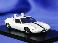 LOTUS TYPE 47 EUROPA SNORKEL 1967 SPARK S1246 1:43 NEW RESIN MODEL CAR WHITE