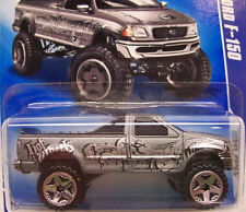 Hot Wheels 2009 Rebel Rides 146 Ford F-150 GRAY