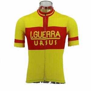 LGUERRA URSUS cycling Short Sleeve Jersey mens Cycling Jersey