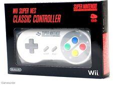 ORIGINAL NINTENDO Wii > SUPER NES CLASSIC CONTROLLER < NEU