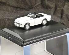 Oxford Diecast 76TR4003 Triumph Tr4 in White 1 76