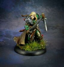 Dark Heaven Legends Reaper 03763 Aravir Elf Ranger Not painted