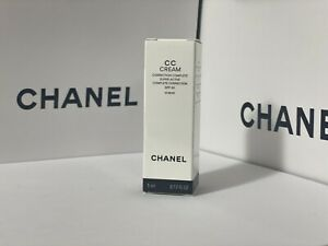 CHANEL CC Cream SUPER ACTIVE COMPLETE CORRECTION 20 Beige 5ML BRAND NEW Box