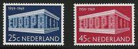 Netherlands Scott #475-76, Singles 1969 Complete Set FVF MNH