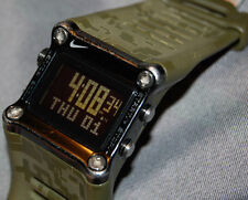 Mettle Anvil Hammer Camo Men's WC0046-340 Watch-Nomax Green/Black NEW BATTERY!
