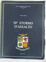 50° STORMO D'ASSALTO-NINO ARENA-STATO MAGGIORE DELL'AERONAUTICA 1979-