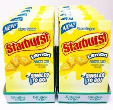 Starburst Lemon Singles To Go Drink Mix Zero Sugar (60 Packets)