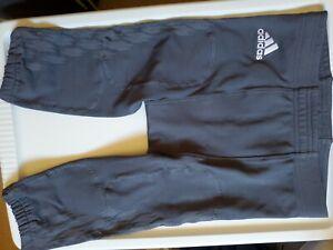 Adidas Techfit Primeknit Football Pants NWT No Pads Black Size M (M99623)