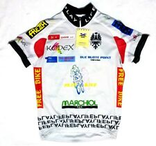 Sherpa Cycling Jersey Shirt Marchiol S.p.A. Eduardo Bianchi Cyclism Medium NWT