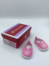MY AMERICAN GIRL CANVAS SHOES CHAUSSURES DE TOILE