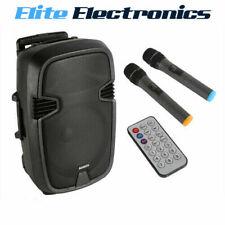 The Singing Machine Groove Mini Karaoke System SML650BK