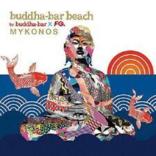 BUDDHA BAR PRESENTS/BUDDHA BAR BEACH-MYKONOS  CD NEW