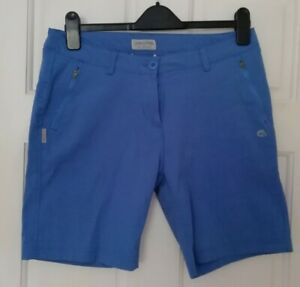 Craghoppers Womens Stretch Shorts Size 12