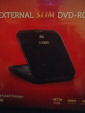 LITEON 8x External Slim DVD-ROM Drive Top Load eTDU108  eTDU108 USB Power Cable