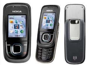 """2680S Original Nokia 2680 slide 2G GSM 900 1800 1.8"""" Bluetooth Slide Phone"""