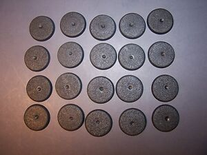 20 Games Workshop 25mm Round Bases, 40K Games Workshop