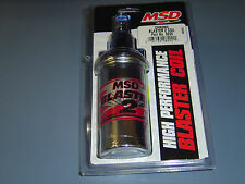 MSD 8200 BLASTER - 2 IGNITION COIL CHROME
