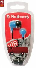 Skullcandy Jib In-Ear Wired Headphones - Blue - Earphones/Earbuds *NEW*