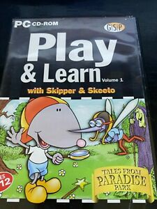 Play & Learn with Skipper & Skeeto volume 1   Pc game