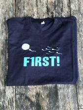 American Apparel - FIRST! Sperm Fertilizing Egg For the Win FUNNY T-SHIRT