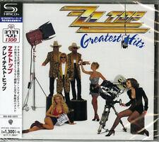ZZ TOP-GREATEST HITS-JAPAN SHM-CD C41