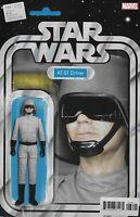 Star Wars Comic 68 Cover B Action Figure Variant John Tyler Christopher 2019