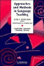 Approaches and Methods in Language Teaching: A Description and Analysis (Cambrid