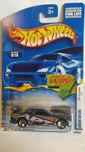 2002 HOT WHEELS 1990 NISSAN SKYLINE FIRST EDITIONS 7 OF 42 #090