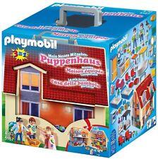 PLAYMOBIL 5167 Modernes Puppenhaus Mitnehmen