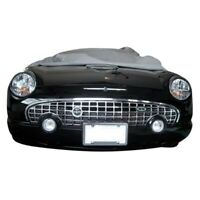 For Ford Thunderbird 2002-2005 SAA 1-Pc Polished Bumper Grille Accent Trim