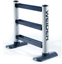 Weider Universal Dumbbell Rack 600 lbs Maximum Weight Sturdy Durable Steel