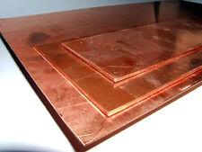 Copper Sheet 0.9mm  Half hard