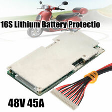 16s 48v 45a Lithium Battery Power Protection Board Withbalance Bms Lifepo4 Lithium