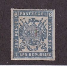 Kappysstamps Id9050 Transvaal 38 Used So Africa Mint Og Sm Corner Thin Cats 215.