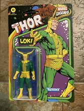 Kenner Marvel Legends Retro Style Loki The Mighty Thor 3.75? Action Figure NEW