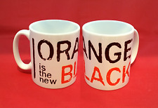 Orange Is The New Black Inspired OITNB Netflix Tea Coffee Mug 10oz
