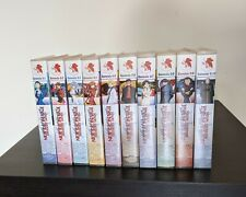 Neon Genesis Evangelion VHS 1-10 (con Encyclopedia) - Videocassette DYNAMIC