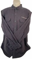 Genuine Motor Clothes Harley Davidson Pocket Long Sleeve Men Size XL  Button Up