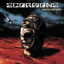 Acoustica [Full Vinyl Edition] [2 LP] by Scorpions (Germany) (Vinyl, Apr-2017, 2 Discs, Sony Music)