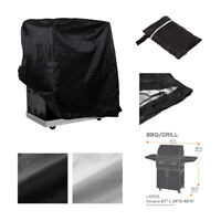 "BBQ Gas Grill Cover 67"" Barbecue Waterproof Outdoor Heavy Duty Protection USA"