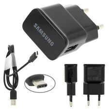 Chargeur USB Original 2A + Câble USB-C 1m Pour Samsung Galaxy S8