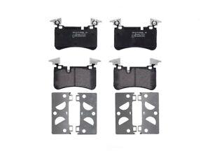 Brembo P50113 Rear Premium Semi Metallic Pads
