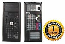 Dell Optiplex 755 TOWER PC COMPUTER Intel Core 2 Duo 2.66 4GB NO HD NO OS