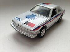 Yatming ca. 1/43 BMW 633 CSI Werbemodell TECH Hacken - Daz - Van Stein Prince