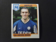 254 J-C. ROUVIERE SC MONTPELLIER MHSC MOSSON PANINI FOOT 2002 FOOTBALL 2001 2002