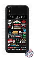 Friends TV Show Collage Phone Case Cover for iPhone Xs Max XR Samsung LG etc